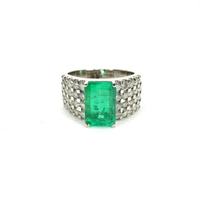 Michael Moses Vault, Newport Beach California Jewelry Store, Fine emerald/diamond Jewelry