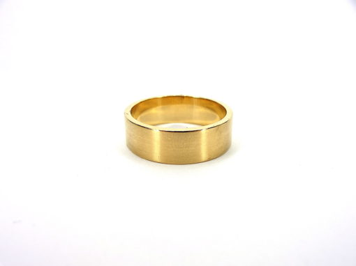 Michael Moses Vault, Newport Beach jewelry Store, 14k Yellow Gold Band