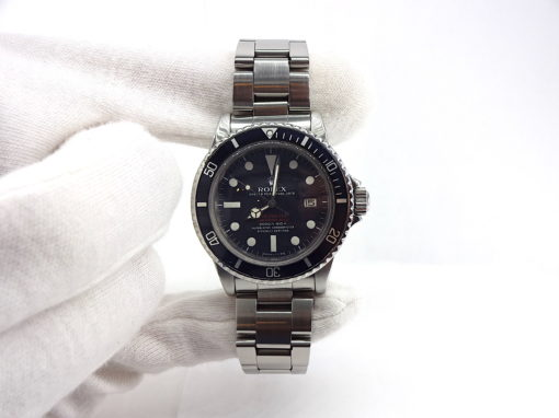 Michael Moses Vault, Newport Beach Jewelry Store, Rolex Sea-Dweller Double Red Reference # 1665