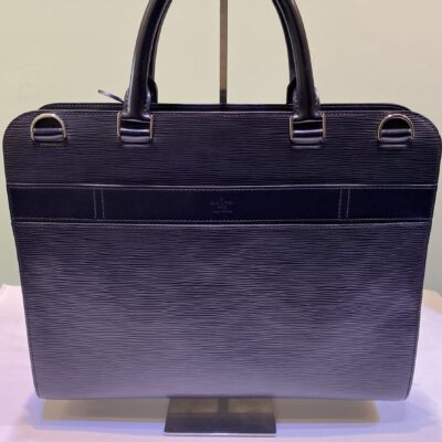 Micahel Moses Vault, Newport Beach California Jewelry Store, Louis Vuitton Bassano Briefcase
